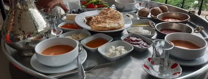 Doğancı Köy Sofrası is one of Lieux sauvegardés par Şebnem.