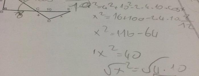 Vip Matematik is one of Locais curtidos por Tarık.
