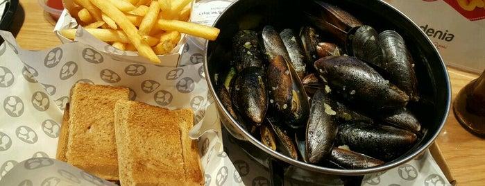 Dardenia Fish & Bread is one of Gökhan 님이 좋아한 장소.