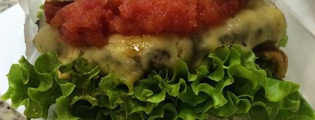 Nilo Burgers is one of Locais salvos de Rogério.