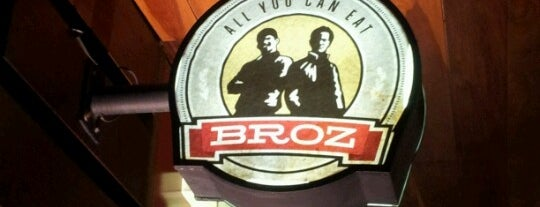 Restaurante Broz is one of Onde comer.