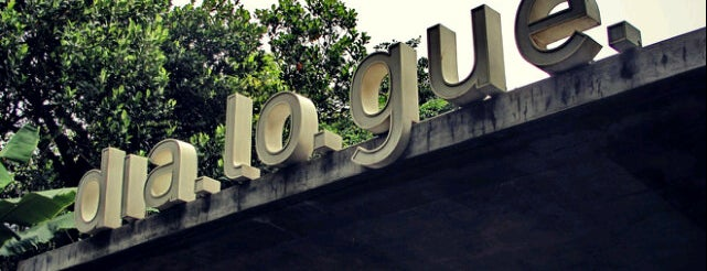 DIA.LO.GUE Artspace Kemang is one of Jakarta.