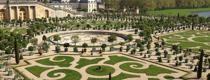 Parc du Château de Versailles is one of TMP.