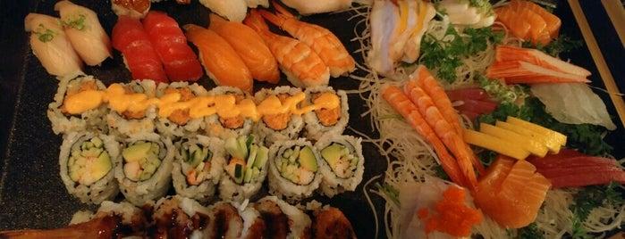 sushi tatsu is one of Sushi.