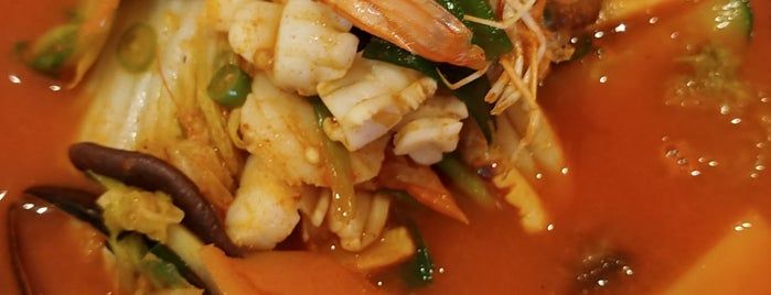 Te Min Quan Chinese Restaurant is one of สถานที่ที่ Cynthia ถูกใจ.