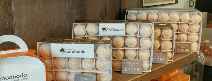Cocohodo is one of Bakery.