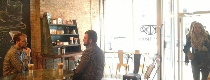 Bow Truss Coffee is one of Chicago.