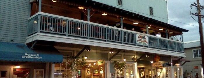 Moose McGillycuddy's is one of Locais salvos de Kristina.