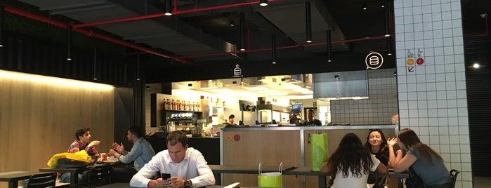 Streat Burger is one of Locais curtidos por Mauricio.