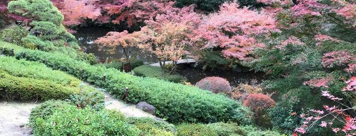 池田山公園 is one of 東京街歩き.