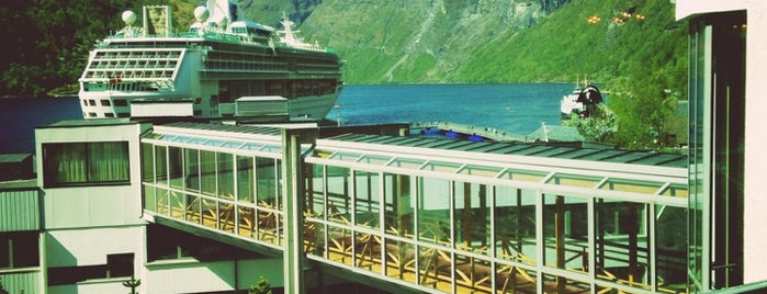 Hotell Geiranger is one of Norge 2019.
