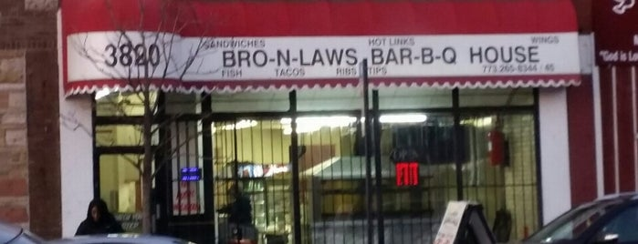 Bro-n-Laws BBQ is one of Restaurants To Try.