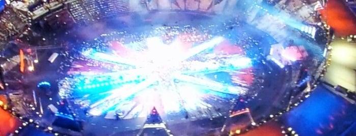 Londra Stadyumu is one of London 2012.