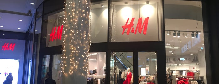 H&M is one of Joud's Liked Places.