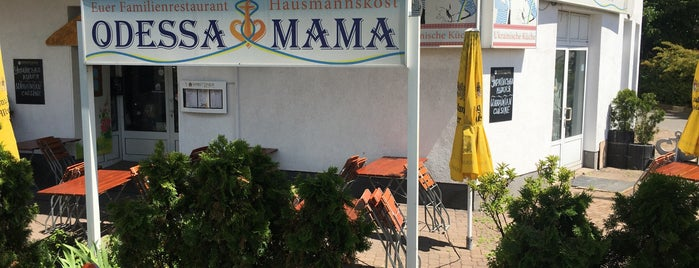 Odessa Mama is one of Other.