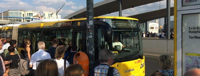 H S+U Hauptbahnhof is one of Cody : понравившиеся места.