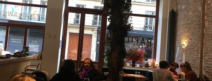 Papilles is one of Restaurants Paris.