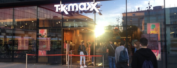 TK Maxx is one of Berlinale.
