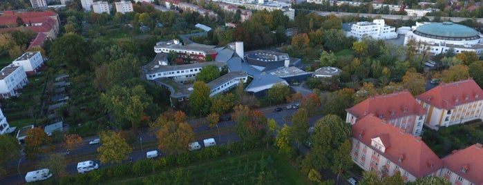 Max Planck Institute for Human Development is one of Berlin.
