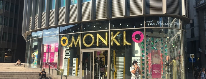 Monki is one of Berlin.