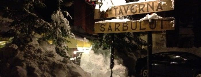 Taverna Sârbului is one of Favourite Places.