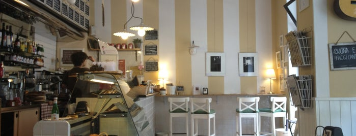 Toasteria Mi Casa is one of Lunch Milano.