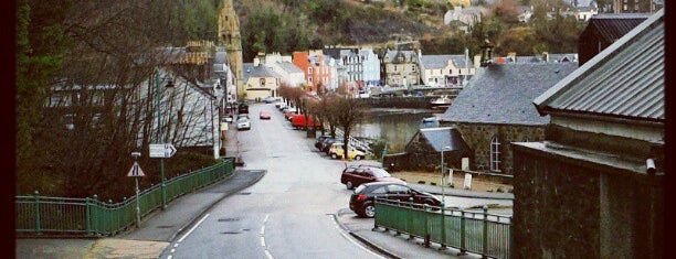 Tobermory Distillery is one of Holiday.