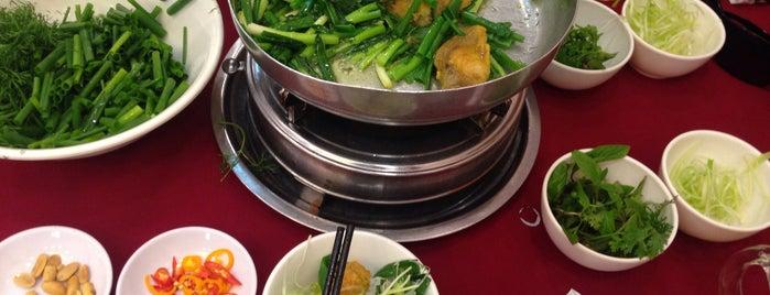 Chả Cá Lã Vọng is one of Vietnam.