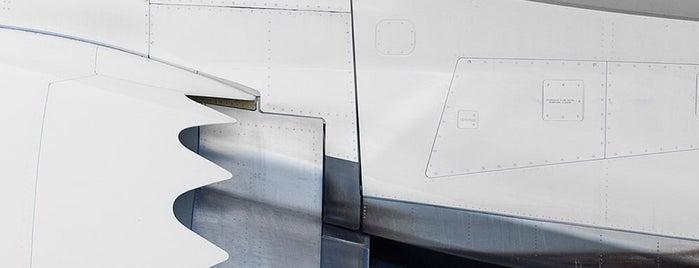 Check-in Air France-KLM is one of Claudio 님이 좋아한 장소.