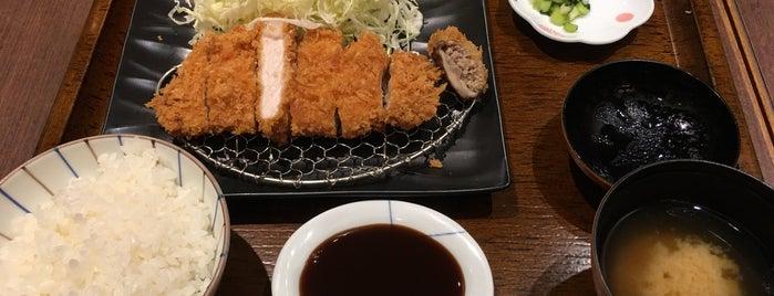 Tonkatsu Wako is one of チケットレストラン食事券が使える.