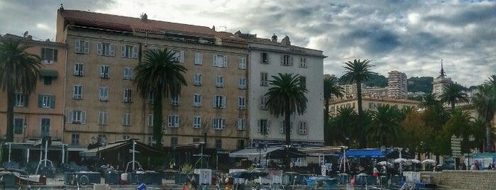 Port Tino Rossi | Vieux-Port d'Ajaccio is one of La Corse par la côte ouest.