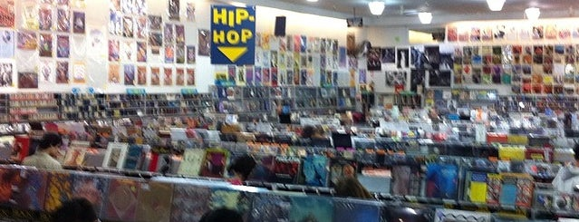 Amoeba San Francisco is one of Record Stores.