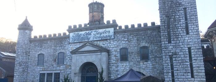 Castle & Key Distillery is one of KENTUCKY_ME List.