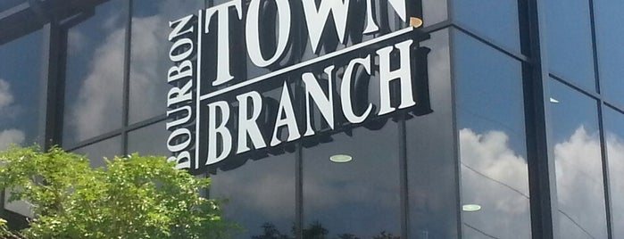 Town Branch Bourbon is one of Kentucky.