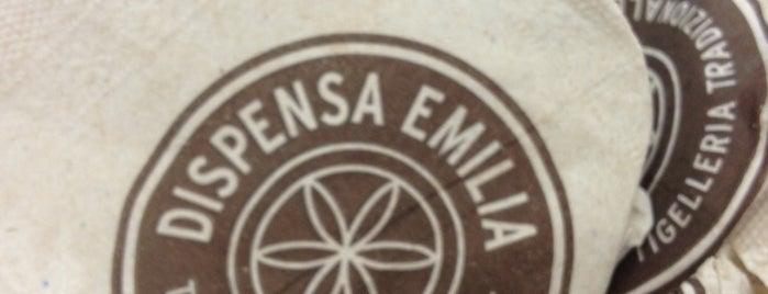 Dispensa Emilia is one of Bologna city.