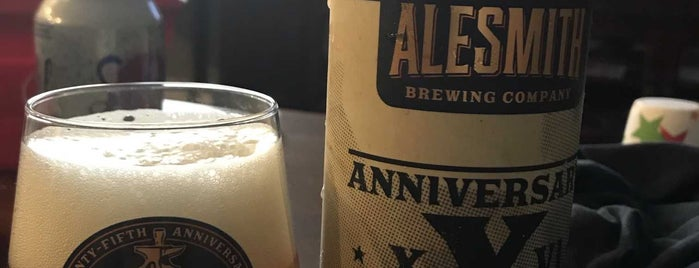 AleSmith Brewing Company is one of SD Casual Dinner.
