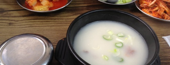 파주옥 is one of 천안.