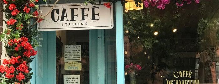Gran Caffe De Martini is one of Brooklyn.
