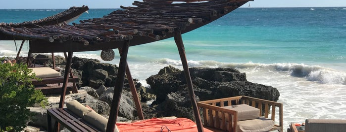 Mi Amor Hotel Tulum is one of Mexico 2017.