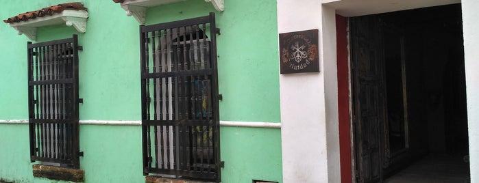 Hotel Casa De La Trinidad is one of Tempat yang Disukai Andree.