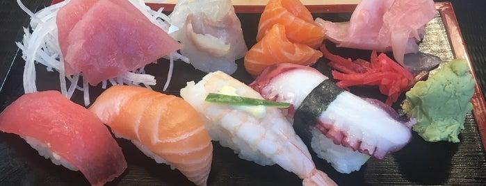 Hi-ki Sushi Bar is one of Japanese.