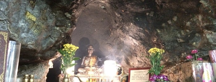 วัดถ้ำสาริกา is one of สระบุรี, นครนายก, ปราจีนบุรี, สระแก้ว.