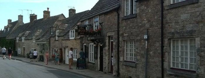 The Fox Inn is one of Carl : понравившиеся места.