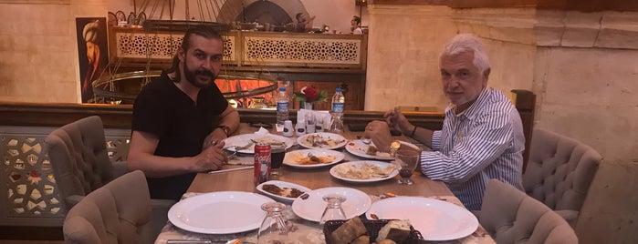 Cem Sultan Bedesteni Restaurant is one of Fatih : понравившиеся места.