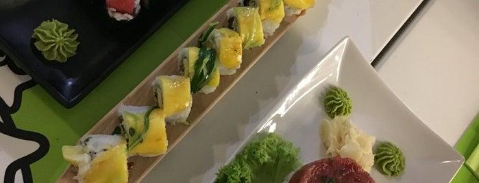 Sushi Med is one of Yuliya 님이 좋아한 장소.