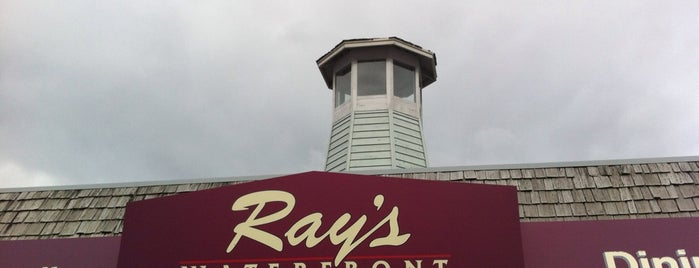 Ray's Waterfront is one of Seward, AK.
