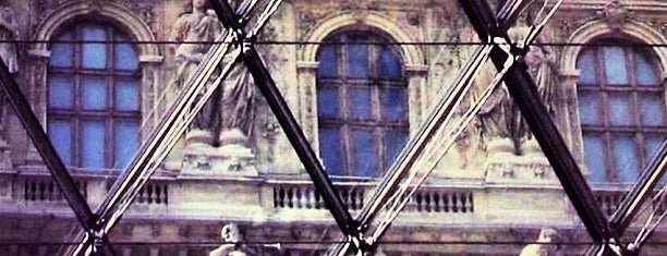 Pyramide du Louvre is one of My Paris.
