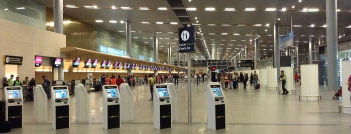 Aeropuerto Internacional El Dorado (BOG) is one of สนามบินนานาชาติ (1).