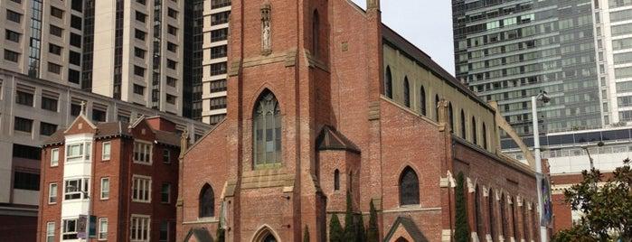 St. Patrick Catholic Church is one of San Francisco.