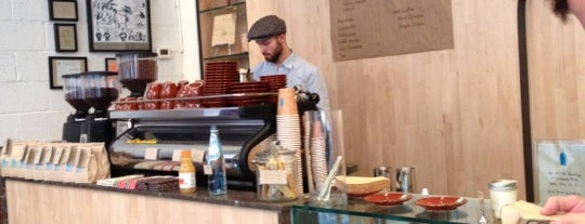 Blue Bottle Coffee is one of #ThirdWaveWichteln Coffee Places.